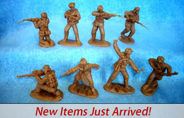Plastic Toy Soldiers, 54 mm Toy Soldiers, 25 mm Toy Soldiers