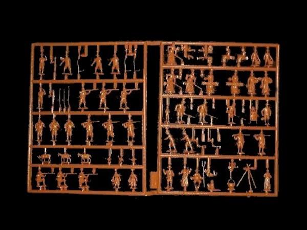 Pilgrims -- 80 pieces (521) <font color=#CC0000>(25mm) </FONT>