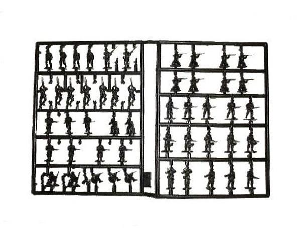 Republic of Korea Infantry -- 65 pieces (530) <font color=#CC0000>(25mm) </FONT>