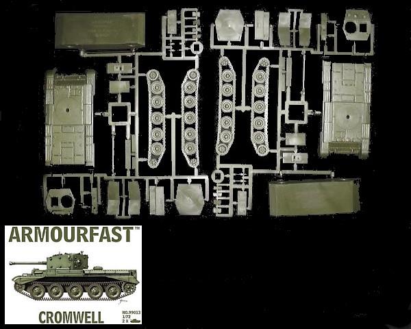 British Cromwell (x2 ) (99013) <FONT COLOR=#CC0000>(25mm) </FONT>