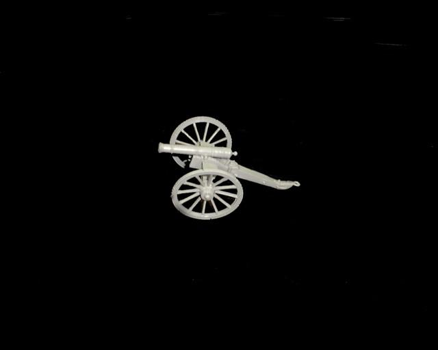 Cannon -- 9 pounder (series 23) (gray) <font color=#CC0000>(54mm) </FONT>