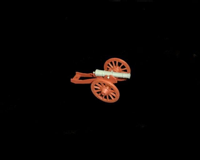 Rev War Cannon   <font color=#CC0000>(54mm) </FONT>