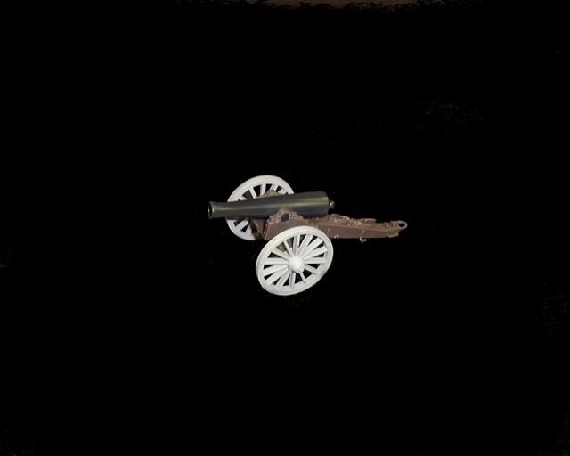 Napoleon 12 pound cannon <font color=#CC0000>(54mm) </FONT>