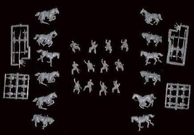Crusader Cavalry -- 48 pieces (CMF017) <font color=#CC0000>(25mm) </FONT>