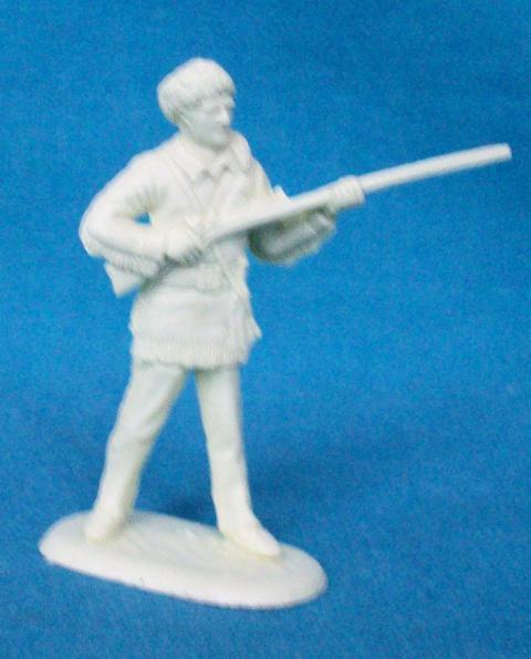 Marx original Davy Crockett figure from Alamo,45mm