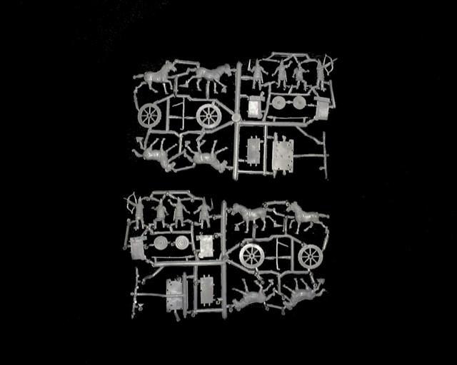Assyrian Chariots -- 36 pieces (011)   <FONT COLOR=#CC0000>(25mm) </FONT>
