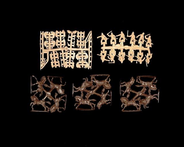 Polish Winged Hussars -- 60 pieces (72007) <font color=#CC0000>(25mm) </FONT>