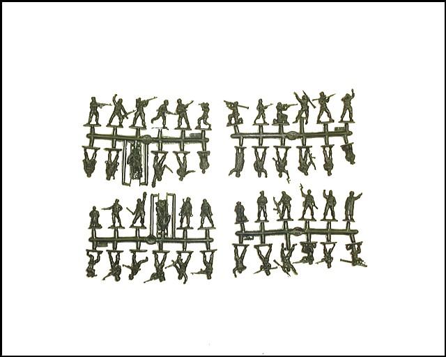 Chechen Rebels -- 48 pieces (72002)   <font color=#CC0000>(25mm) </FONT>