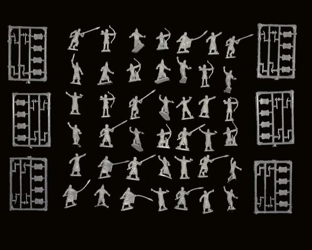 Hittite Warriors -- 42 pieces (CMF008) <font color=#CC0000>(25mm) </FONT>