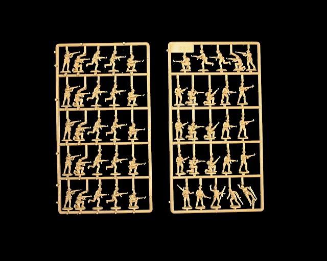North Vietnamese Army/Viet Cong -- 50 pieces (6079)  <FONT COLOR=#CC0000>(25mm) </FONT>
