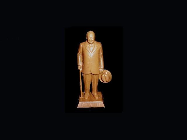 Churchill (tan) <FONT COLOR=#CC0000>(54mm) </FONT>