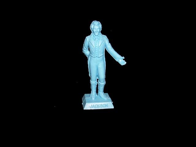 Andrew Jackson  (Powder Blue) <FONT COLOR=#CC0000>(60mm) </FONT>