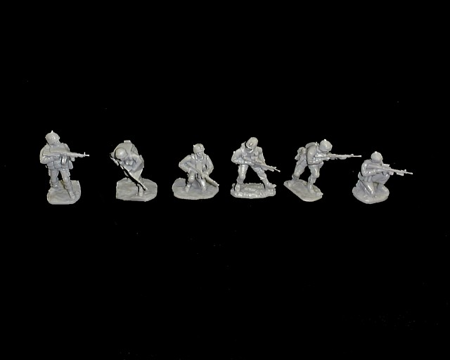 Mars 32003 1//32 Soviet Infantry in Afghanistan /'70-80s Plastic toy soldiers