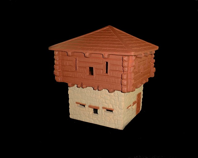 CTS Two Story Blockhouse (9