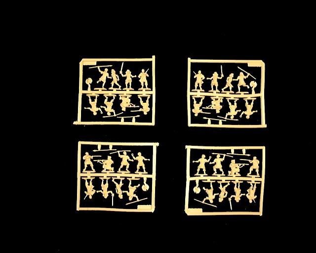 Dervish Warriors -- 32 pieces (8271) <FONT COLOR=#CC0000>(25mm) </FONT>