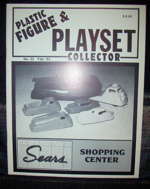 PFPC magazine issue #23 Sears store playset, Superior space port,Sky King+more