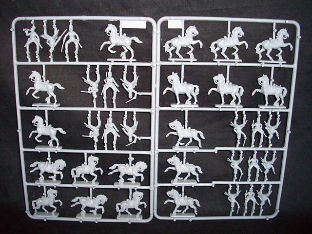 Scots Greys -- 36 pieces (6001) <FONT COLOR=#CC0000>(25mm) </FONT>