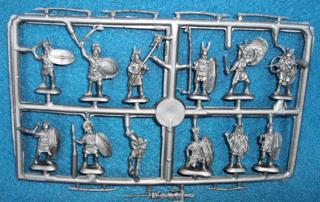 Roman RepublicanInfantry--36 figures (YK19)