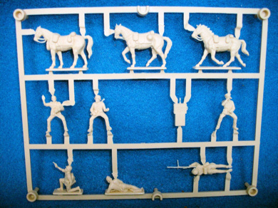 German cavalry WWII,(25mm) (HO) 18pieces (AP025)