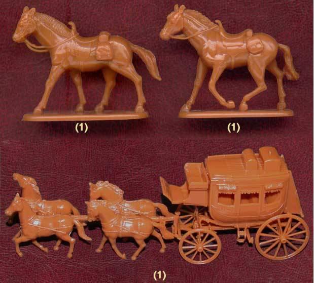 Western Stagecoach (517)