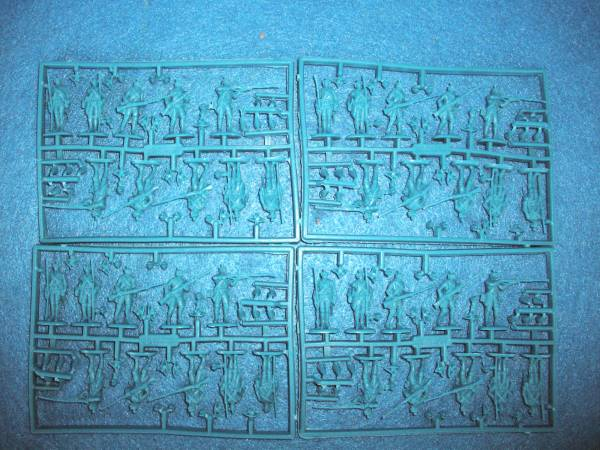 HAT 7 Years War Prussian Action 40 pieces (1:72 scale) (8281)