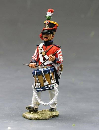 King&Country RTA006 Mexican drummer,1/30,metal