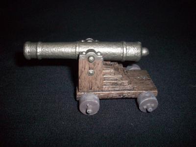 Safari 18th century naval cannon, 1/32nd