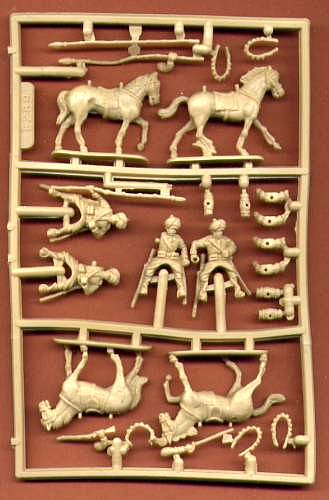 Hat Industrie Bengal Lancers 12 mounted figures 1:72 scale (8289)