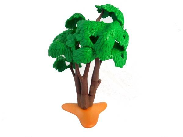 Triple trunk tree by Playmobil #7889, plastic (1/32)