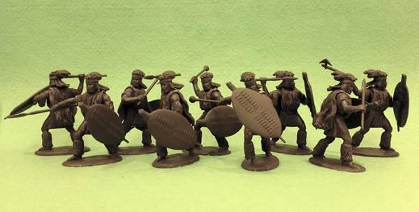 Expeditionary Force Shaka's uGibabanye Zulu Regiment