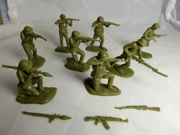 Toy Soldiers of San Diego, Vietnam War, North Vietnamese Army