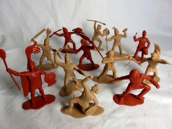 REM108A Reamsa Aztec Warriors (60MM) 12 in 12 poses