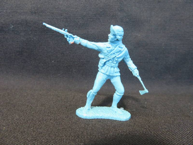 Barzso/LOD Robert Rogers character figure, resin, 54mm