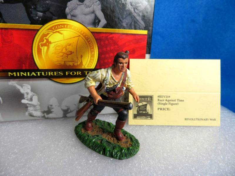 Conte Mel Gibson character #REV219, 1/32, metal