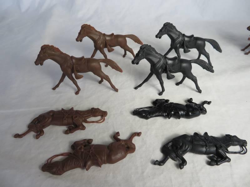 Cavalry Horse Combo Set