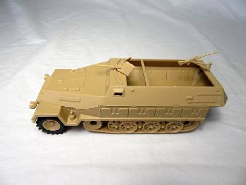CTS726E WWII German Hanomag (54MM) Tan