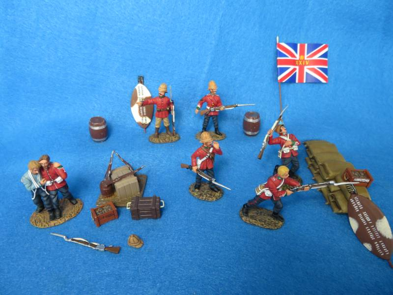 Frontline Victoria Cross limited edition set, 1/32, metal