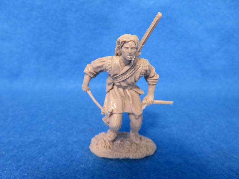 LOD/Barzso:  Last of the Mohicans  Hawkeye Character Figure