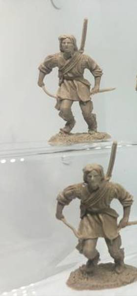 LOD/Barzso:  Last of the Mohicans Character Figure