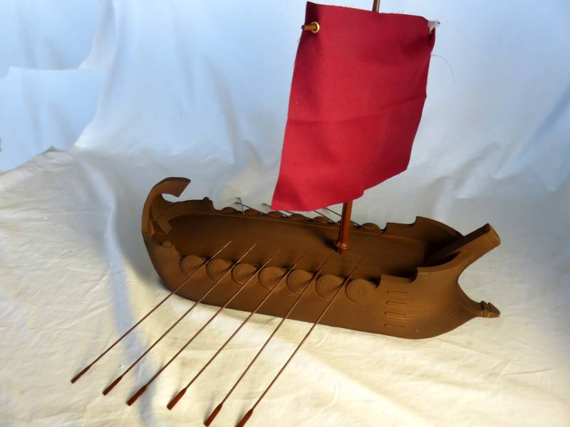 LOD Ancient War Ship (17