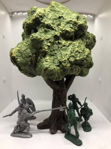 LOD/Barzso Small Medieval Tree