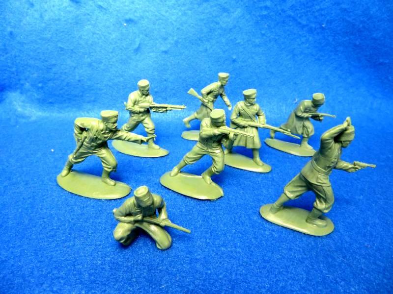 Mars WWII German Don Cossacks, 2 1/4