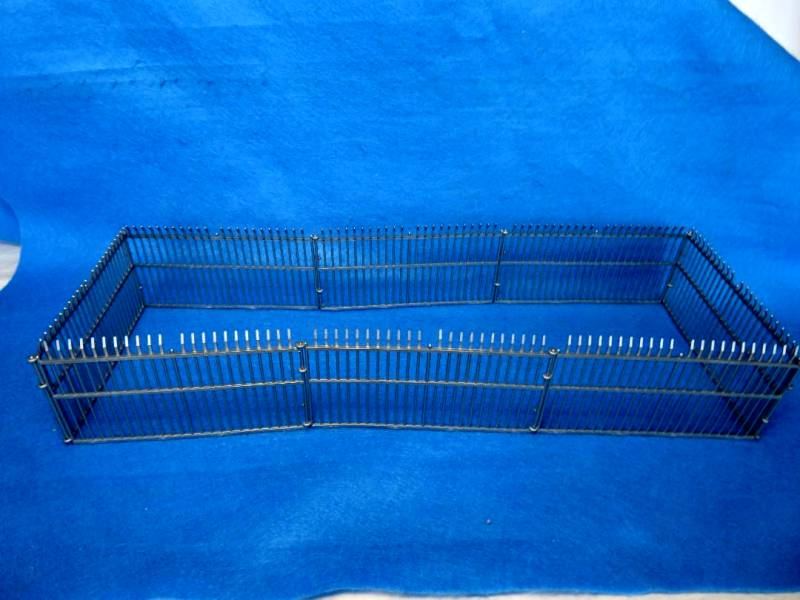 MXR797A Marx Zoo Fence (54MM) 8 sections