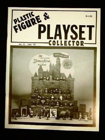PFPC magazine issue #10  ''Disneyland playset & Disneykins''