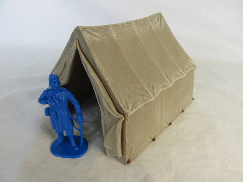 Officers Tent: 54mm