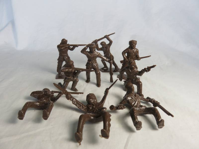 TMM106A Frontiersmen (60MM) 24 in 9 poses