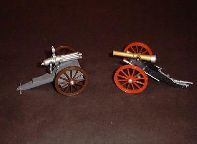Gatling Gun  <font color=#CC0000>(54mm) </FONT>