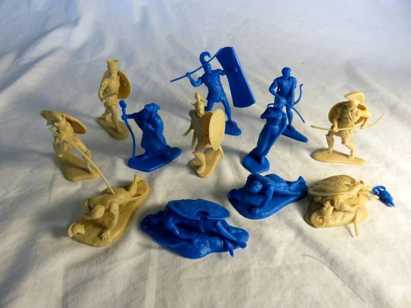 LOD: Trojan War  Heroes of the Iliad Character Figure Set